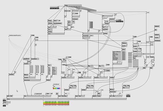 Patch Schematics – The Aesthetics of Constraint for Creativeapplications.net
