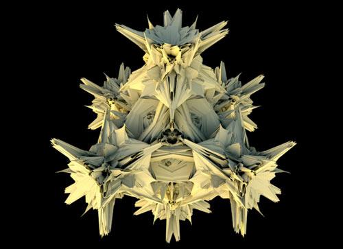 Vague Terrain 14: Biomorph